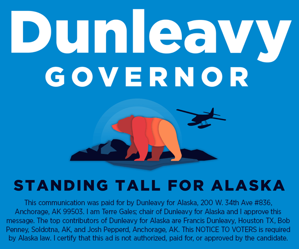 Dunleavy for Alaska