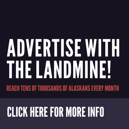 Advertise with the Landmine
