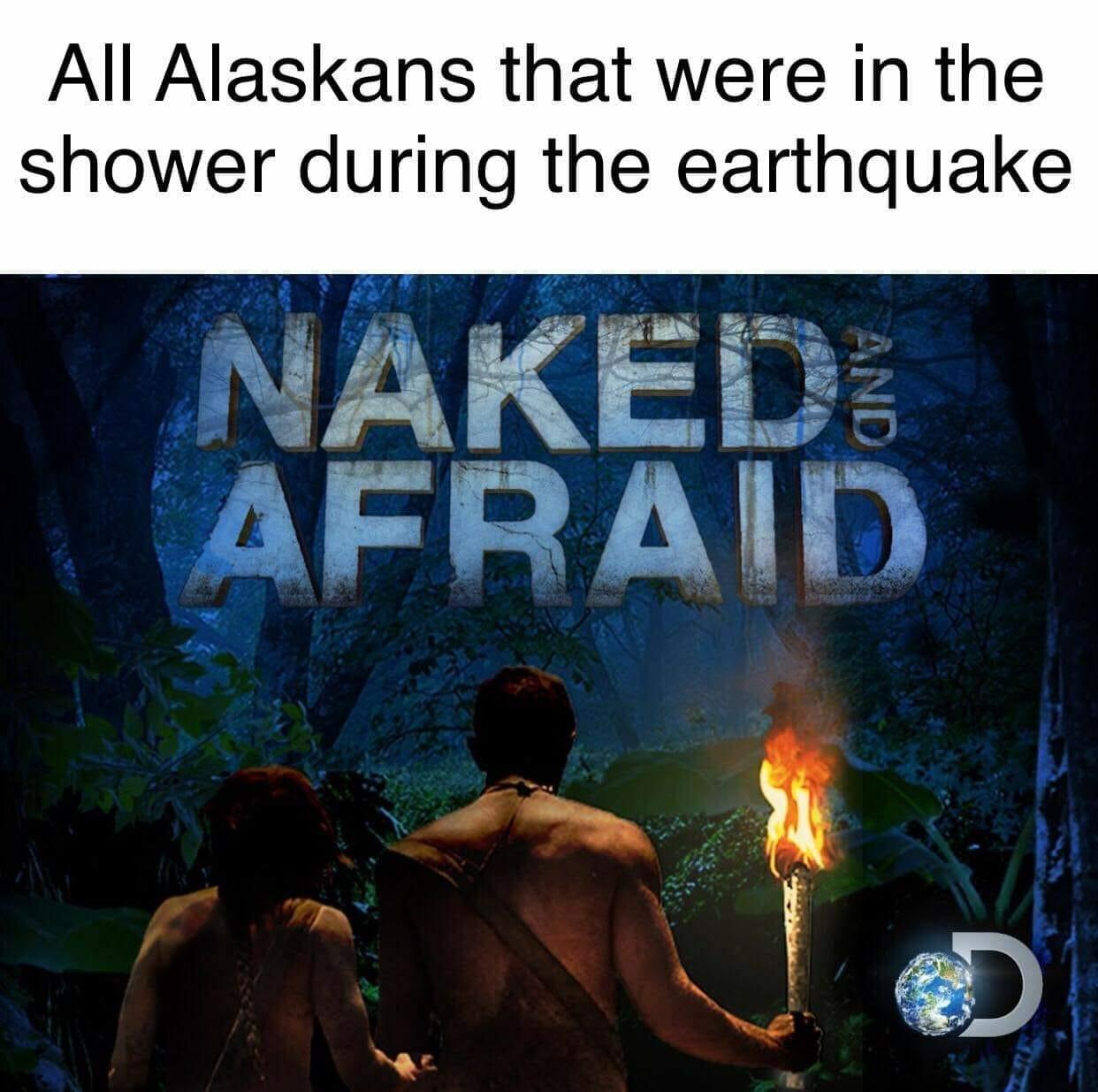Anchorage Earthquake Memes -7114
