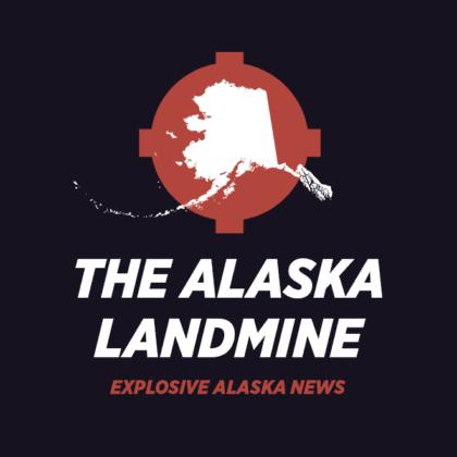 Alaska Landmine Logo
